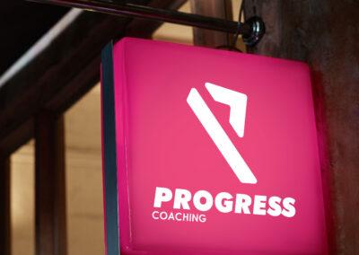 Progress Logo MU